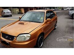 hyundai accent s hyundai accent 2007 rx s 1 5 in kuala lumpur automatic sedan