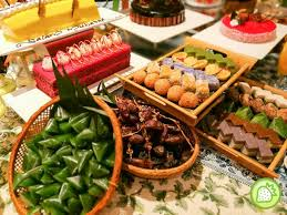cuisine renaissance and contemporary flavours for the breaking of fast with