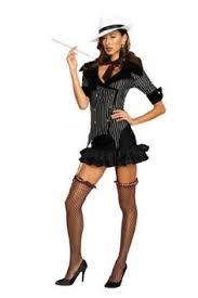 Mob Costumes Halloween Women U0027s Halloween Gangster Coat Halloweencostumes4u 35 15