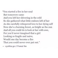 forest fire feminism quotes teenage quotes and breakup quotes