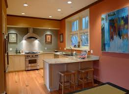 peinture cuisine tendance peinture cuisine 40 idées de choix de couleurs modernes