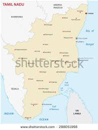 tamil nadu map tamil nadu map stock images royalty free images vectors