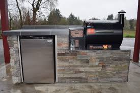 outdoor kitchen for the traeger pellet grill we custom build for outdoor kitchen for the traeger pellet grill we custom build for any grill or any