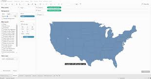 Alaska Zip Code Map by Tableau Tips And Tricks To Build Better Maps The Data