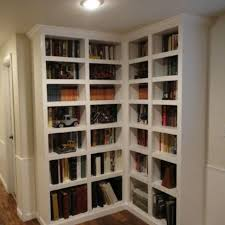 custom classic built in bookcases by westside designworks