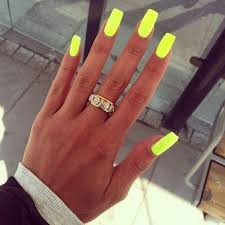 tips for using neon nail polish 15 ideas