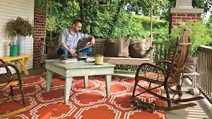 Craftsman Style Patio Craftsman Style Home Decorating Ideas Southern Living