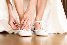 wedding shoes durban breaks toe to fit in wedding shoes daily sun