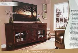 tv stands for 55 inch flat screens furniture costco entertainment center entertainment centers for