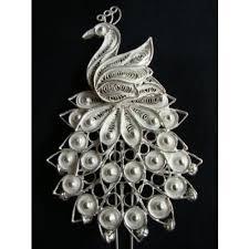 silver filigree odissi ornaments