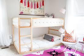 Ikea Tuffing Bunk Bed Hack Loft Beds Ikea Kura Bunk Bed Hack 87 Kura Firetruck Kids Room