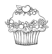 cupcakes pictures to print free download