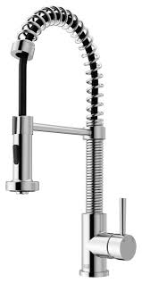 pull spray kitchen faucet the best of pull out spray kitchen faucet vigo transitional