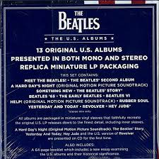 amazon black friday cd and vinly the beatles the u s albums amazon com music