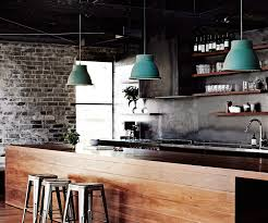 style industrial chic kitchen photo industrial chic 6 light