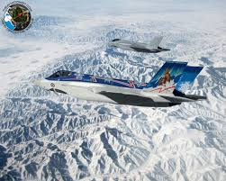 the aviationist here is how a royal canadian air force f 35 in