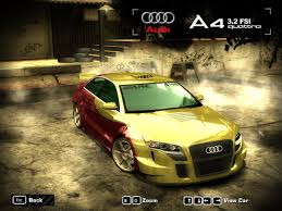 2005 Audi A4 Need For Speed Most Wanted 2005 Audi A4 3 2 Fsi Quattro Hd