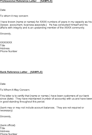 doc 16521620 bank reference letter sample u2013 sample bank