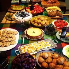 brunch table savoury mediterranean muffins the travelling chopsticks