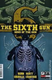 sixth gun sons of the gun 2013 oni comic books