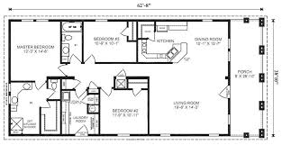floor plans home the captiva ii modular home 3 bedrooms 2 baths square