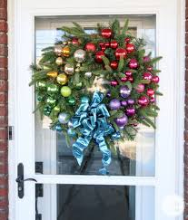 42 christmas ideas for door porch decor four generations one roof