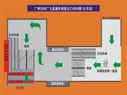 Train Station Floor Plan by Guangzhou East Railway Station Photo Guangzhou Guangzhou Album