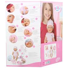 Baby Born Bath And Shower Baby Born Interactive Doll Big W