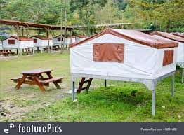 platform tent east asia camping in taiwan stock image i3661460 at featurepics