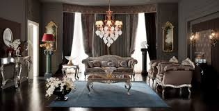 Classic Style Interior Design Is Dominated By The Profiles And - Interior design classic style