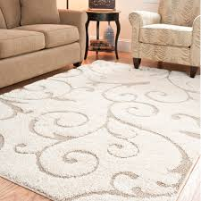 Decorating With Area Rugs On Hardwood Floors by This Florida Ultimate Shag Rug Offers Stylish Comfort And A Unique