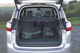 ford focus c max boot space ford c max 1 6 tdci review autocar