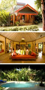 orange home and decor the clandestino villa at the caves negril staffa travel