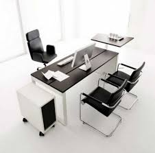 furniture minimalist home office furniture sets executive office