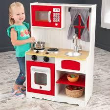 cuisine prairie kidkraft children s wooden play kitchen cooking wooden toys choice