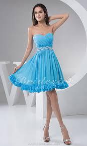 a linie v ausschnitt kurz mini chiffon brautjungfernkleid mit rusche p549 bridesire kurz abendkleider kurz 2017 günstige