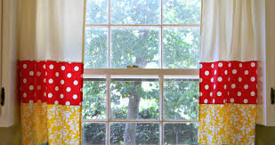 Pretty Kitchen Curtains by Curtains Likable White Kitchen Curtains With Black Trim