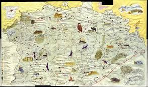Tumbleweed Park Map Map