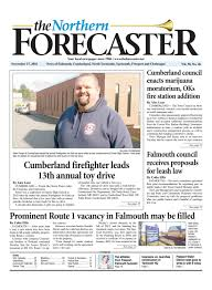 the forecaster northern edition nov 17 2016 by the forecaster