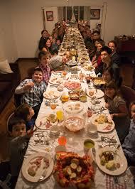 small thanksgiving dinner china chad u0027s blog