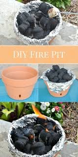 How To Make A Homemade Fire Pit Diy Tabletop Terra Cotta Fire Pit Western Garden Centers