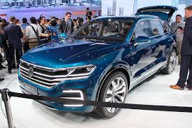 vwvortex com next generation volkswagen touareg spied for the