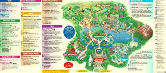 Disney Monorail Map Festival Of The Lion King Amusement And Theme Parks U2013 Orlando