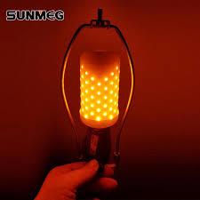 halloween light bulbs flicker popular flicker flame light bulb buy cheap flicker flame light