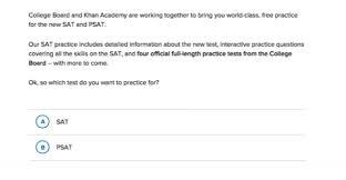 using khan academy u0027s official sat practice article khan academy