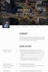 Photography Resume Sample by Download Filmmaker Resume Template Haadyaooverbayresort Com