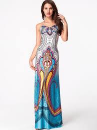 maxi dresses uk womens lake blue maxi dresses clothing maxi dress at