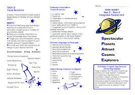 travel brochure template ks2 travel brochure project exle fieldstation co