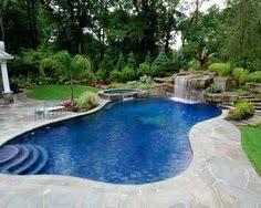 Fabulous Small Backyard Designs With Swimming Pool Small - Pool backyard design