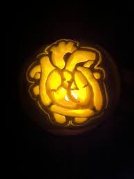 Diy U0026 Handmade Hallowe U0027en 100 Emily Corpse Bride Pumpkin Stencil Tim U0027s Toons